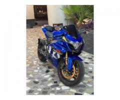 2015 Suzuki gsxr for sale whatsapp +971564792011