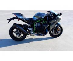 2017 Kawasaki Ninja H2 WhatsApp +13236413248
