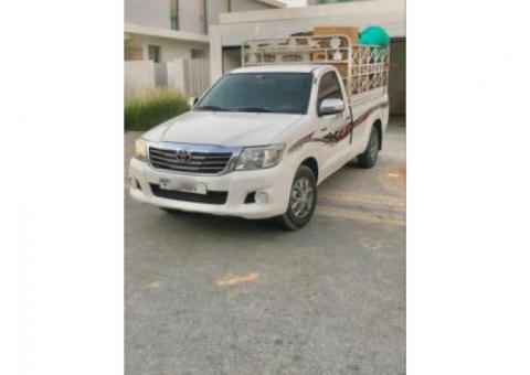 Pickup Truck For Rent in Town Square Dubai 056-6574781