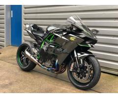 2017 Kawasaki H2 for sale