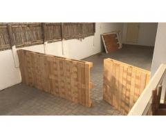 D wooden pallets 0555450341