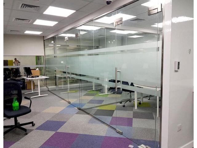 OFFICE GLASS PARTITION DUBAI 0557274240