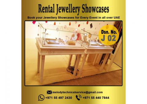 Jewelry Display Suppliers for Sale, Rent, Exhibition, Events in UAE