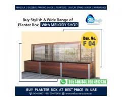 Wooden Planter Box Suppliers   Buy Planter Box At Best Price in Dubai
