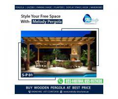 Pergola Suppliers Company in Dubai   Wooden Pergola Design   Pergola in UAE