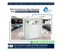 Buy High Quality Jewellery Showcase For Rent And Sell in Dubai