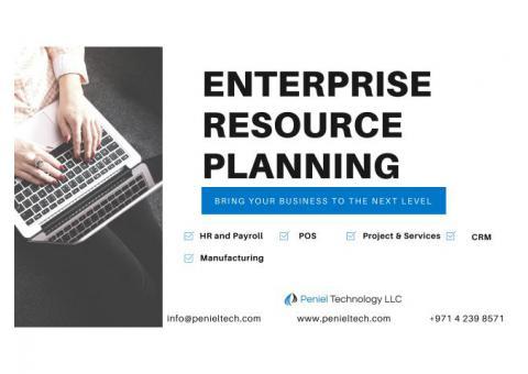 ERP Dubai - Best ERP Software in Dubai