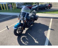 Harley Davidson Heritage Softtail 114