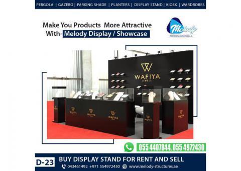 Jewelry Showcase Suppliers | Jewelry Showcase Design | Jewelry Showcase in Dubai