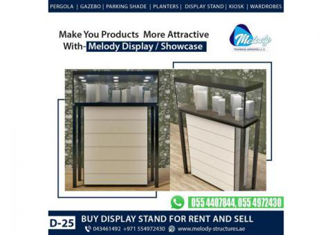 Jewelry Stand Suppliers in Dubai | Jewelry Showcase for rent and events in UAE