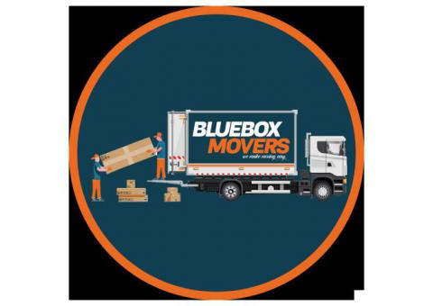 0501566568 BlueBox Movers in Falcon City Villa,Office,Flat move with Close Truck